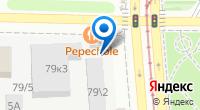 Компания Джем на карте