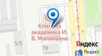 Компания Восток-Сервис на карте