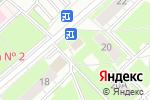Схема проезда до компании ja-li-na в Орехово-Зуево