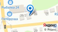 Компания Кирпичный маркет на карте