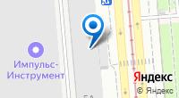 Компания ЮРТК на карте