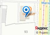 Служба проката автотранспорта на карте