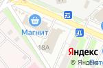 Схема проезда до компании Play в Орехово-Зуево