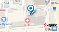 Компания Пиретта на карте