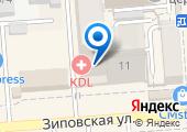 Golden Media на карте