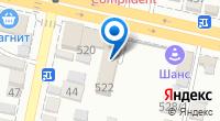Компания Гюйс на карте