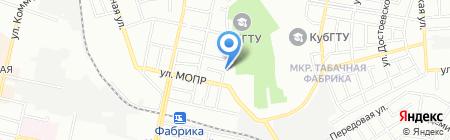 Агроресурс на карте Краснодара