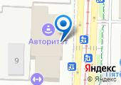 Московская на карте