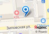 Магазин рыбы и мяса на карте