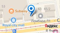 Компания Золотой Ларец на карте