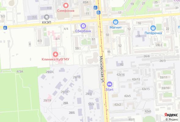 жилой комплекс Ривьера