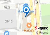 Кубаньтехсервис на карте