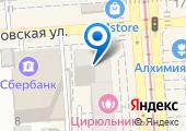 Южное Транспортное Агентство на карте