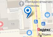 Центр по обеспечению деятельности учреждений на карте