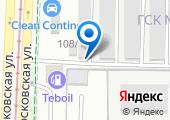 Инсталавто на карте