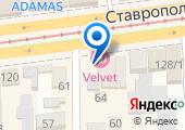 НоутБУ на карте