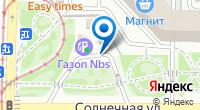 Компания АГЗС ГазON на карте