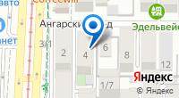 Компания Всеслав-Юг на карте