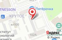 Схема проезда до компании Бика в Орехово-Зуево