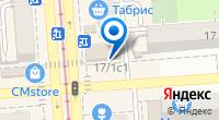 Компания Деньга на карте