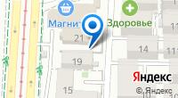 Компания КубаньПожМонтаж на карте