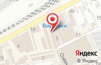 Схема проезда до компании Linea Sprint в Краснодаре