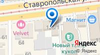 Компания Золушка на карте