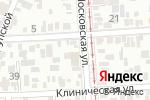 Схема проезда до компании Каисса в Краснодаре
