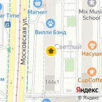 Световой день по адресу Россия, Краснодарский край, Краснодар, Московская улица, 144к1