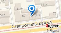 Компания Кедровый Бор на карте