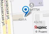 Участковый пункт полиции №10 на карте