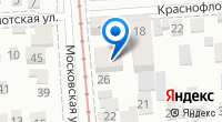 Компания Алирс на карте