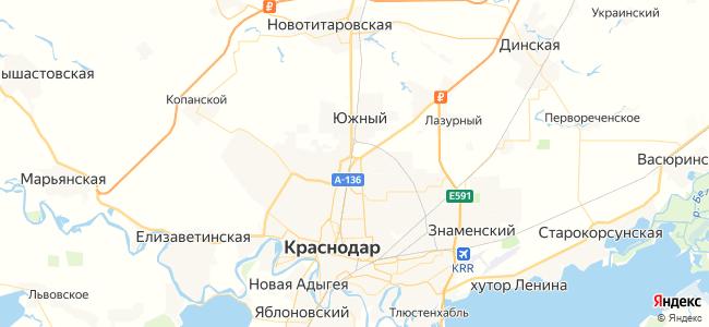 101а автобус в Краснодаре
