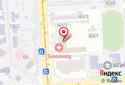 Медицинский центр ЗИМАMED в Краснодаре - улица Московская, 40: запись на МРТ, стоимость услуг, отзывы