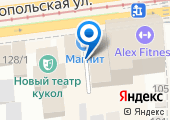 Центр косметических услуг на карте