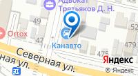 Компания КАНАВТО К на карте