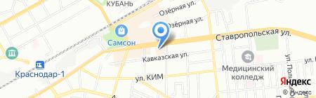 Print Core на карте Краснодара