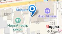 Компания Мега-Комфорт на карте