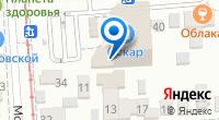 Компания Незабудка на карте