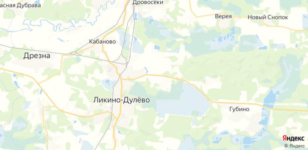 Сальково на карте