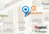 Ивановский текстиль на карте