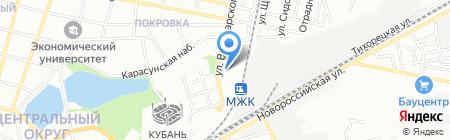 BSC audit на карте Краснодара