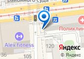 Краснодарский инновационный центр оздоровления на карте