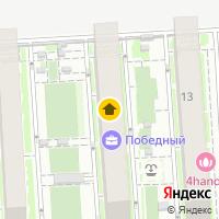 Световой день по адресу Россия, Краснодарский край, Краснодар, жилой комплекс Победный, 58