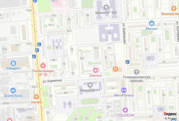 купить квартиру в ЖК Гарантия на Карякина