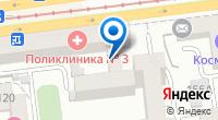 Компания Городская поликлиника №3 на карте