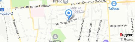 Строительство и новые технологии на карте Краснодара