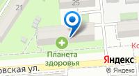 Компания ФПК-Охрана на карте