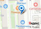КСК-Инвест на карте