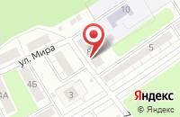 Схема проезда до компании Лидерлайт в Орехово-Зуево